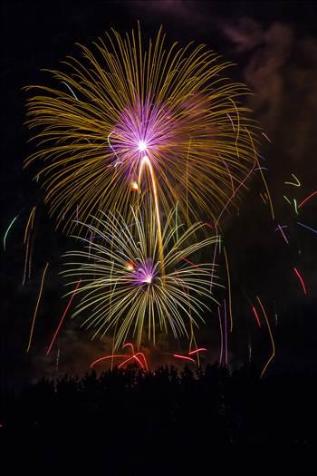 Dillon Reservoir Fireworks 2015 10 by Scott Smith Photos