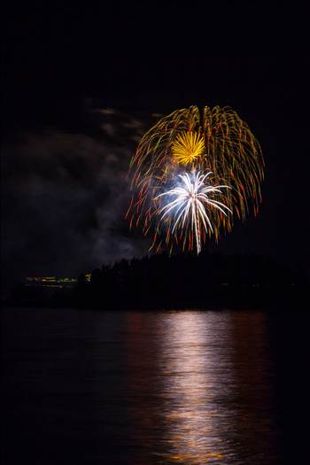 Dillon Reservoir Fireworks 2015 15 by Scott Smith Photos