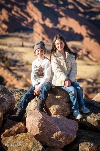 Allie and Holden Red-Rockin' by Scott Smith Photos