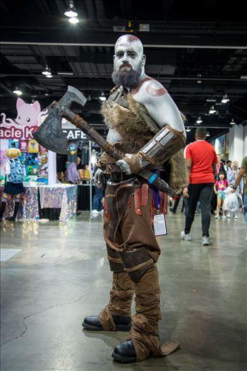 God of War at Denver Comic Con 2018 by Scott Smith Photos