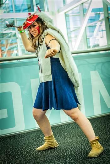 Princess Mononoke by Scott Smith Photos
