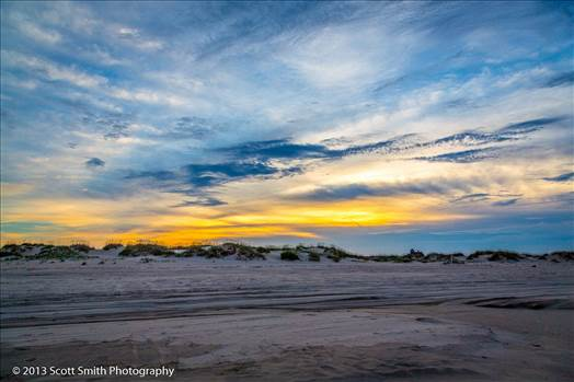Dunes at Sunset by Scott Smith Photos