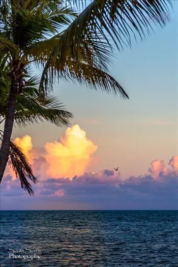 Casa Marina Sunset by Scott Smith Photos