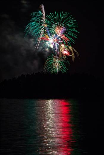 Dillon Reservoir Fireworks 2015 22 by Scott Smith Photos