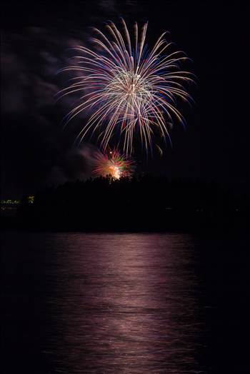 Dillon Reservoir Fireworks 2015 42 by Scott Smith Photos