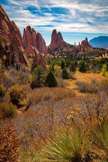 Garden of the Gods Spires by Scott Smith Photos