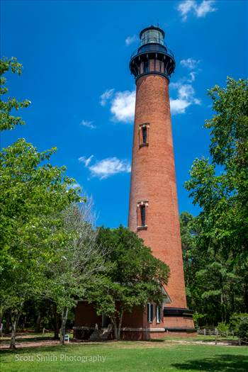 Currituck Lighthouse Full by Scott Smith Photos