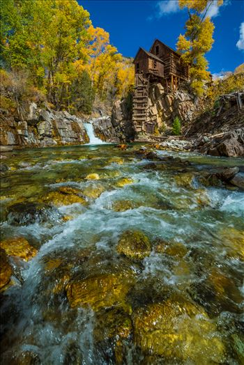 Crystal Mill, Colorado 02 by Scott Smith Photos