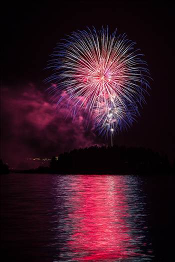 Dillon Reservoir Fireworks 2015 24 by Scott Smith Photos