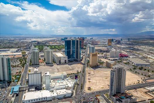 Vegas from the Stratosphere IV by Scott Smith Photos