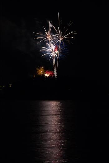 Dillon Reservoir Fireworks 2015 46 by Scott Smith Photos