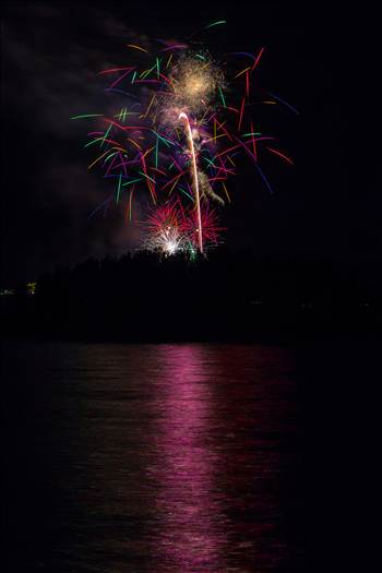 Dillon Reservoir Fireworks 2015 39 by Scott Smith Photos