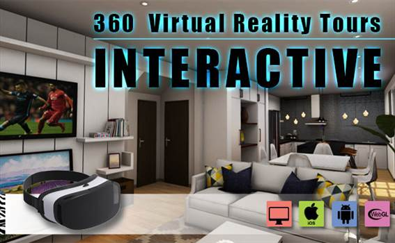 Must-Have Interactive Interior virtual reality App developer Brisbane by yantramstudio
