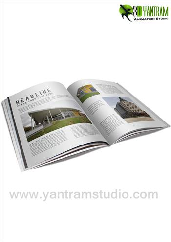 Real Estate Booklet Services By Yantram website development - New jersey, USA by yantramstudio