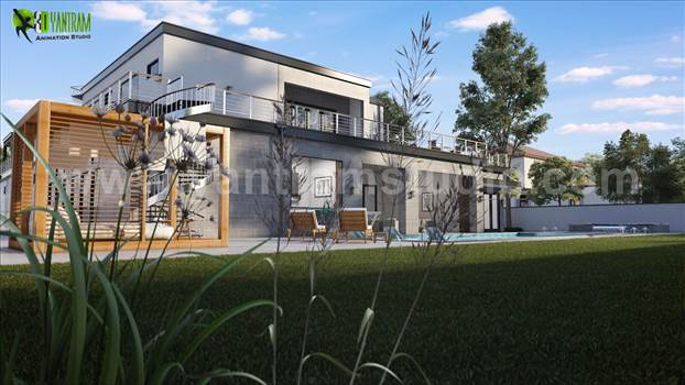Project 98: Modern Villa Design 