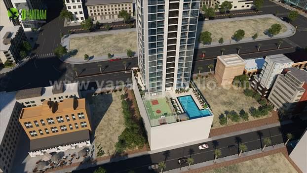 3d-exterior-residential-community-modeling-with-pool-by-yantram-exterior-rendering-services.jpg by yantramstudio