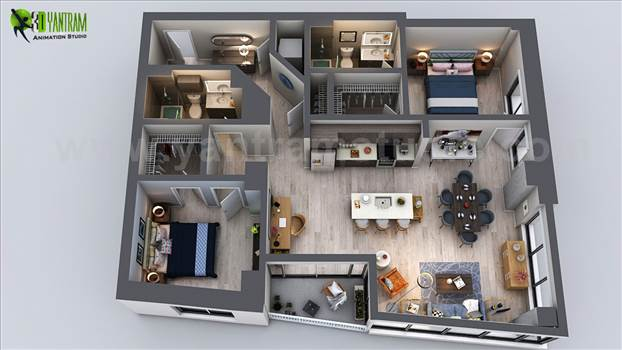 residential-apartment-3d-floor-plan-rendering-ideas-bedroom-bathroom-kitchen-unit-tower-design.jpg by yantramstudio