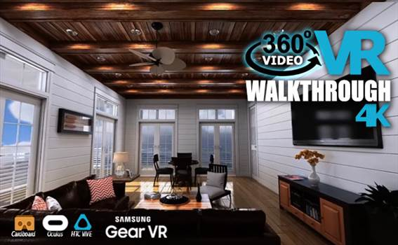 360 Degree 3D Walkthrough Animation By Yantram Virtual Reality Developer New York, USA by yantramstudio