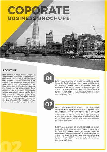 Real Estate Brochure Ideas By Real Estate Digital Branding Agency - New York, USA by yantramstudio
