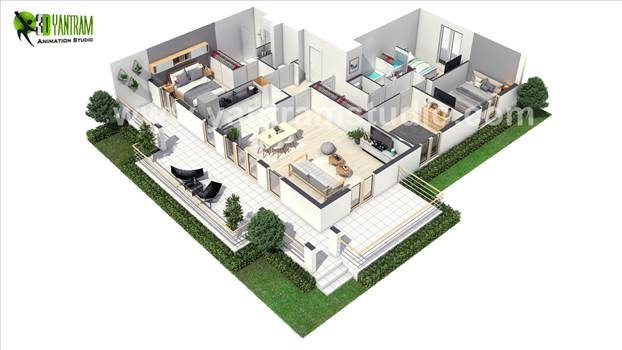 European-3D-Home-Floor-Plan-Design.jpg by yantramstudio