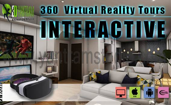 Interactive Interior App By Yantram virtual reality studio- Paris, France by yantramstudio
