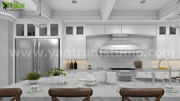 Conceptual Kitchen Design Ideas.jpg by yantramstudio