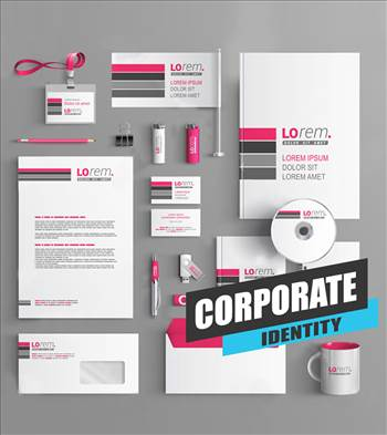 Corporate Identity Ideas By Yantram Digital Media Agency- London, UK by yantramstudio
