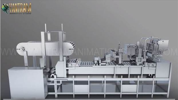 Project 901:- Processing Vacuum FILLING Machine