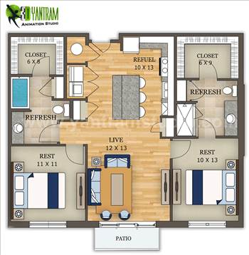 Project 150: Home Floor Plan Design 