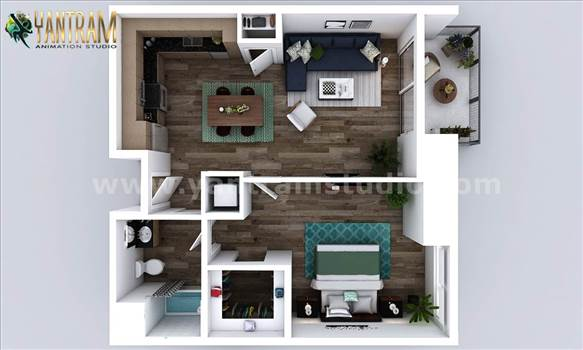 residential_one_bedroom_apartment_3d_floorplan_design_ideas.jpg by yantramstudio