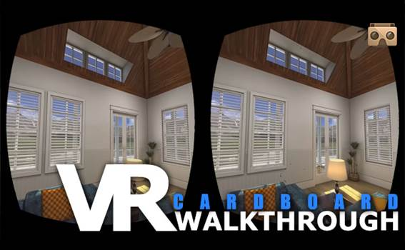 virtual reality walkthrough By Yantram virtual reality studio New York, USA by yantramstudio