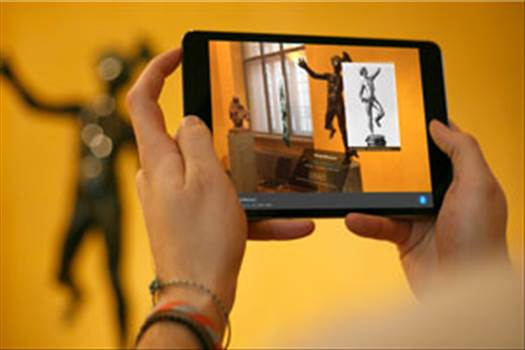 3D Sense Body Tracking Augmented Reality - Yantram Studio provide 3D Sense Body Tracking Augmented Reality, Augmented Reality Portfolio, Augmented Reality Developer, AR Solution.