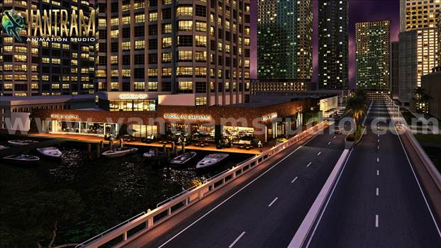 Denight_riverside_hotel_view_of_360_panoramic_exterior_architecture_walkthrough_concept.jpg by yantramstudio