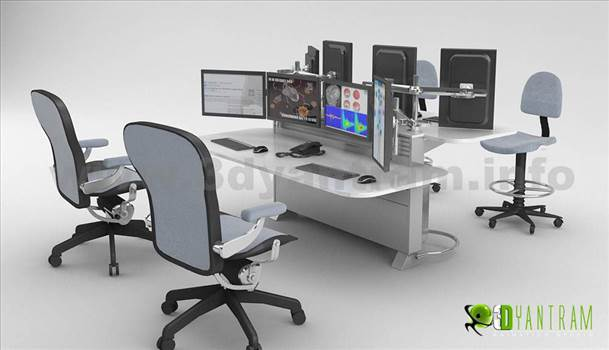 Office furnisher design of 3d Product visualization services by architectural modelling services.jpg by yantramstudio