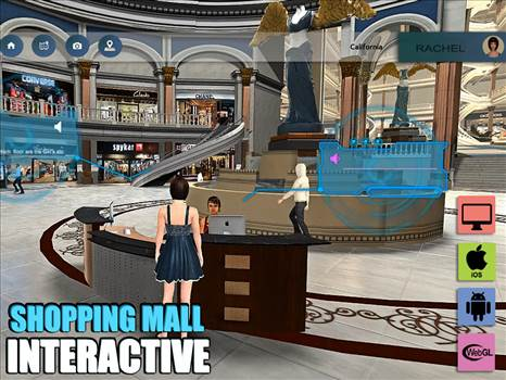 A Virtual Shopping Mall Application for Web, Mobile & Desktop by Yantram Virtual Reality Studio, Denton – Texas.jpg by yantramstudio