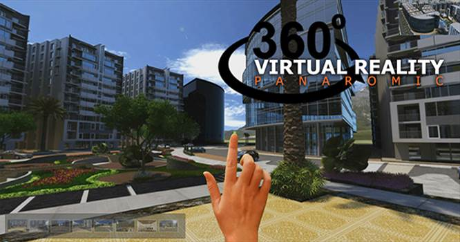 Virtual Reality 360 Panaromic Animation by yantramstudio