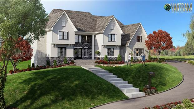 Exterior-Rendering-Services-of-Front-House-Landscaping-Ideas-architectural-modeling-firms.jpg by yantramstudio
