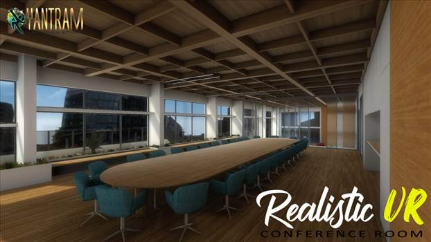 360-degree Realistic Virtual Reality Conference Room of Virtual Reality Studio by Virtual reality developer.jpg by yantramstudio
