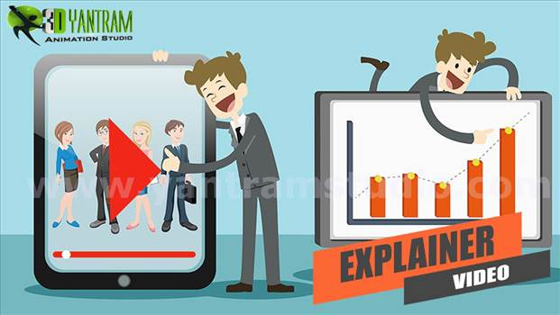 Project 92: Animated Explainer Video using Animated Motion Graphics 