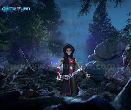 Lotha_3d_character_animation_model_modeling_design_game_Poster-1 gameyan.jpg by yantramstudio