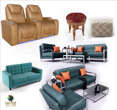 Realistic furniture 3d Product Modeling company & 3d Product visualization services - Denton, Texas.jpg by yantramstudio