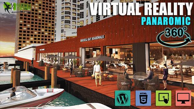 Project 34: Virtual Reality Web-Based App 