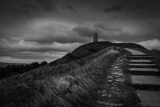 Up To The Tor by Frank Etchells Photography