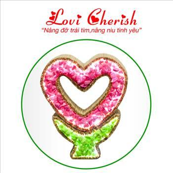 Quà tặng độc đáo Lovi Cherish (ban ngày) by Shop Niem Tin Tre