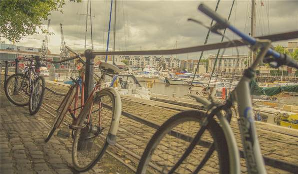 Bicycles at Harbourside.jpg by WPC-187
