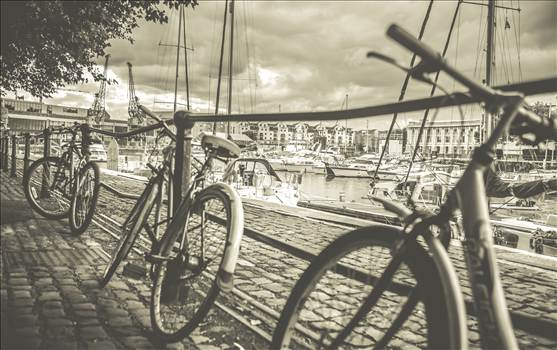 Bicycles at Harbourside 4.jpg by WPC-187