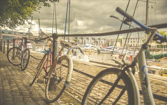 Bicycles at Harbourside 3.jpg by WPC-187