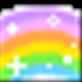 rainbow vom.gif by shoresofelysium
