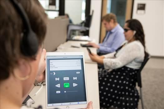 Low Vision Support by Brailleinstitute