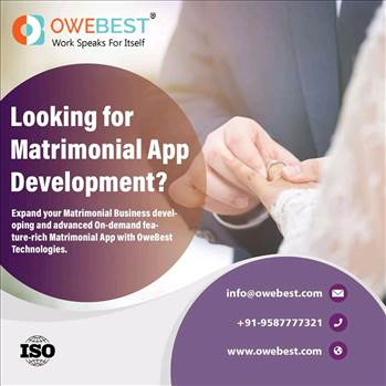 Matrimonial app development.jpg by owebest